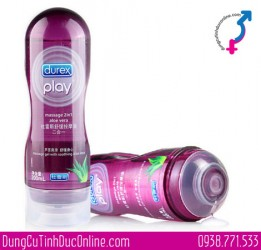 Gel Durex Play 2 in 1